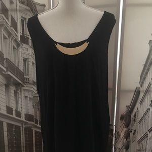 🖤 JULIE'S CLOSET black sleeveless top